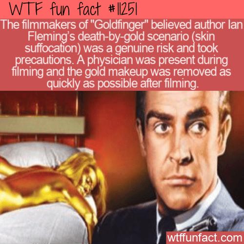 WTF Fun Fact - Skin Suffocation