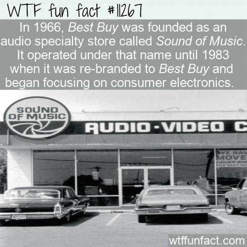 WTF Fun Fact - Sound Of Music