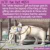 WTF Fun Fact – White Elephant Gift Exchange