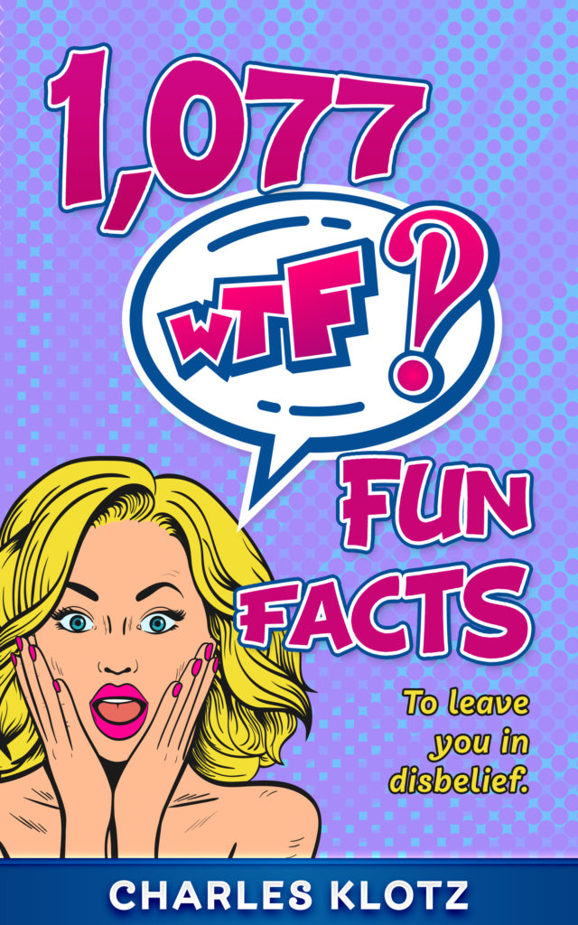 Fun Fact Book Cover
